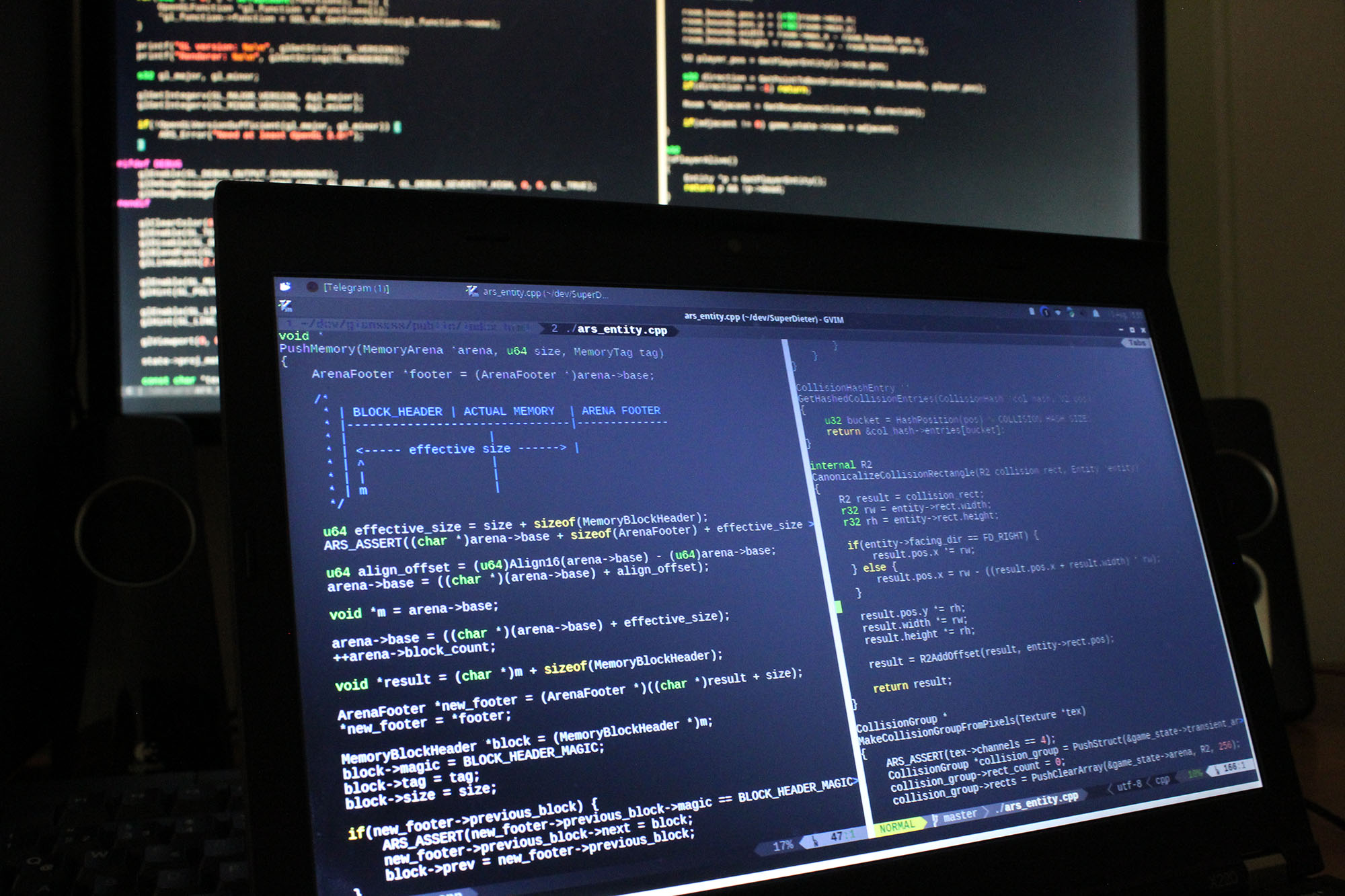 Rapid Native Game Development With Live Code-Reloading